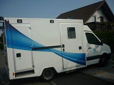 Mobile Zahnarztklinik  mit Absaugung auch als  Spendenmodell Zahnarztpraxis