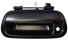 Smooth Black fits Toyota Tundra Outside Exterior Tail Gate Tailgate Handle