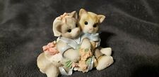 Calico Kittens Together Fur-ever Abbey Press Exclusive Bride & Groom Wedding Cat