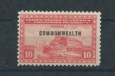 PHILIPPINES , USA , 1938/40 , COMMONWEALTH , 10c STAMP O.P.  PERF, MNH