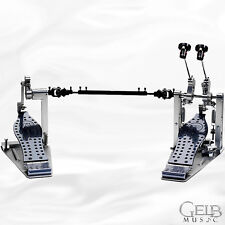 DW USA Machined Direct Drive Double Drum Pedal - DWCPMDD2