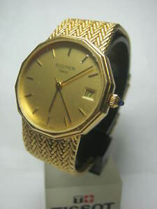 SWISS MENS WATCH ACCUTRON P1 QUARTZ