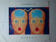VANGELIS Direct lp GERMANY APHRODITE'S CHILD