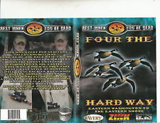 Zink Calls:Rest When You're Dead-Four The Hard Way-Geese Hunting-Bird:Geese-DVD