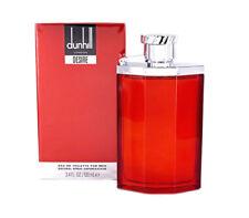 Desire ( Red ) Men by Dunhill London Eau de Toilette Spray 3.4 oz ~ NEW IN BOX
