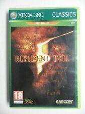 Resident Evil 5 Xbox 360 Jeu
