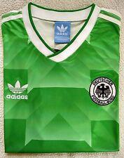 1990 West Germany Away retro soccer football shirt jersey kit - S