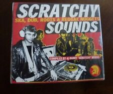 Scratchy Sounds: Ska, Dub, Roots & Reggae Nuggets - Myers (2CD, 2004 Trojan) NEW