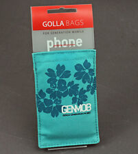 """Golla Vilna universelle Handy-/Smartphonetasche für 4"""" Türkis UP 987 DL4"""