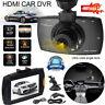 "1080P HD 2.4"" LCD Car DVR Vehicle Camera Video Recorder Dash Cam Night Vision"