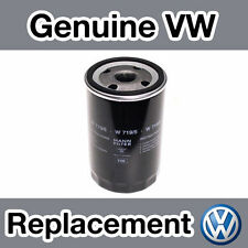 Genuine Volkswagen Scirocco MKII (53) All Models (81-92) Oil Filter