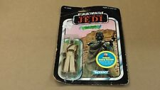 Star Wars  / Tusken Raider - Sand People / 48 Back / Carded SEALED ROTJ figure
