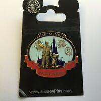 WDW - Partners Cast Member Pin with Walt & Mickey Mouse Disney Pin 77792