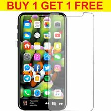 For Apple iPhone X and XS Genuine Tempered Glass Screen Protector Protection
