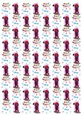 Personalised Deadpool Birthday Wrapping Paper