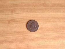 pièce 10 centimes en cuivre CERES 1886 (état moyen)