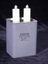 Sprague  high voltage 0.5uF 7,500VDC Capacitor CP72D1ER501K1, PCB free, USA made