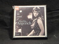 The Sound of Martha Argerich      3 CD-Box