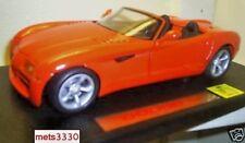 Dodge 1997 Concept Car RT/10 Anson Convertible Hardtop 1:18 Scale Die Cast