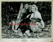 "Mike Henry Tarzan And The Valley Of Gold Original 8x10"" Photo #M2626"