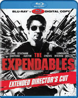 THE EXPENDABLES (EXTENDED DIRECTORS CUT) (BLU-RAY / DIGITAL HD) (BLU-R (BLU-RAY)