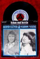 Single Bernd Clüver & Marion Maerz Schau mal herein