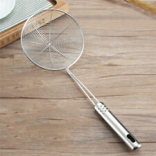 Long Handle Stainless Steel Practical Spider Skimmer Strainer Kitchen Strainer