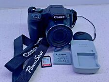 VERY NICE Canon PowerShot SX540 Digital Camera 50x Optical Zoom Wi-Fi & NFC