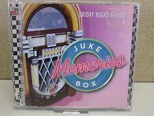 TIME LIFE- Juke Box Memories-Friday Night feelin 2 CD-Best Of 50s 60s Pop/Rock