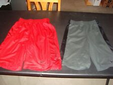 Two Pair Nwot Men's Nike Basketball / Exercise Shorts - Size Small / S