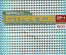 D. Trance 24 (2003) Ziggy X, DJ Tatana, DJ Shoko, DJ Isaac, Di Carlo.. [3 CD]
