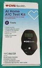 CVS At Home A1C Test Kit **01/30/2020**