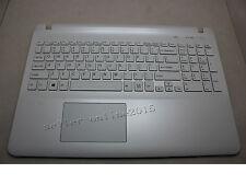 Neu SONY Vaio SVF152C29M SVF152a23t SVF153 Upper Cover Palmrest US Tastatur Weiß