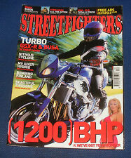 STREETFIGHTERS MAGAZINE DECEMBER 2003 - TURBO GSX-R & BUSA EXTREME POWER