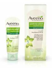 Aveeno Positively Radiant Targeted Cream Dark Spot Corrector 2oz 2 Pack