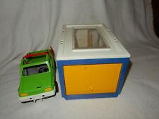 Playmobil  Jeep mit Garage