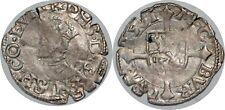 FRANCHE-COMTÉ BOURGOGNE - PHILIPPE II D'ESPAGNE demi-carolus 1561 DOLE