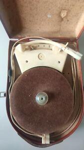 ELECTROPHONE PHILIPS MULTIGROOVE ANNEES 50 en BON ETAT