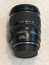 canon ef 28-135 mm f/3.5-5.6 is usm lens