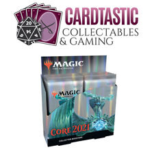 Magic the Gathering TCG Core Set 2021 Collector Booster Box