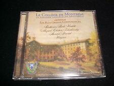 LE COLLEGE DE MONTREAL<>LES PLUS GRANDS COMPOSITEURS<>Canada CD~MADACY DGC2 0275