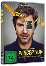 PERSEPTION - STAFFEL 1 - DVD NEU/OVP
