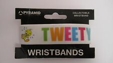 Tweety Pie Collectable Rubber Wristband New Freepost