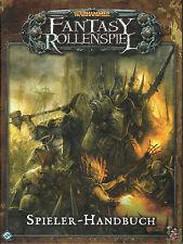 Warhammer Fantasy: Spieler-Handbuch (Regelwerk, 3.Edition), HC, WFRSP3, NEU