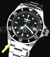 NEW Invicta SUBMARINER Pro Diver COIN EDGE Bezel NH35 Auto 24 Jewels SS  Watch