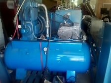 Quincy 350L compressor pump only in excellent condition less 50 hrs time