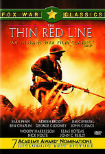 The Thin Red Line (DVD, 2009, Widescreen )