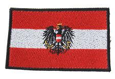 österr. Bundesheer Hoheitsabzeichen Österreich, BH, ÖBH, Austria Klett, rot weiß