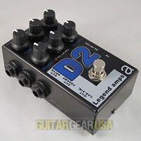 AMT Electronics Guitar Preamp D-2 (Legend Amp Series 2) emulates Diezel amps