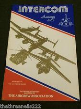 AIRCREW ASSOCIATION - INTERCOM - AUTUMN 1985